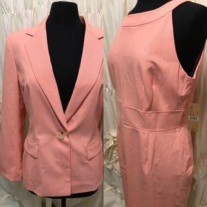 NWT $269 2PC♠️ Cremieux Dress Suit SZ 12/14